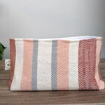 Woven Pot - Summer Stripes - Rectangle
