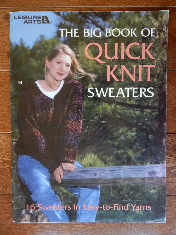 866ab1506e3fd 16 Knitting Patterns for Cardigans Pullovers   Vests  Leisure