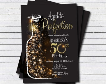 aged to perfection etsy