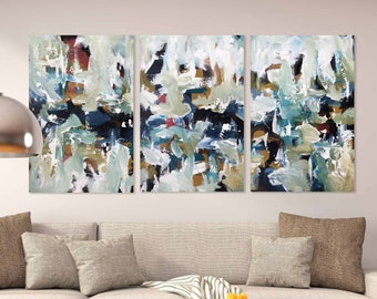 Paintings on canvas abstract painting abstract art large large wall art original painting large canvas art acrylic oil painting Home decor