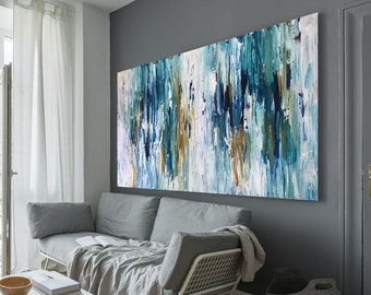 Large Canvas Art Etsy