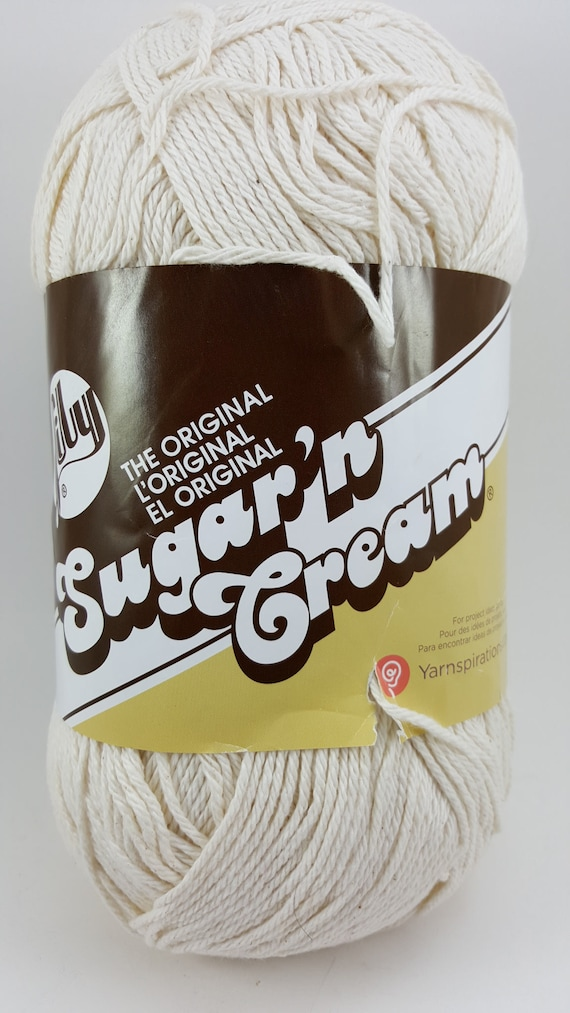 Lily Sugar'n Cream Jumbo Yarn,