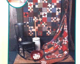 Flannel Findings #207 Quilt Pattern