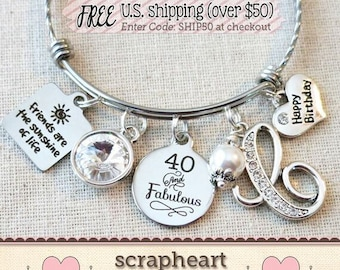40th Birthday Gifts For Women Jewelry