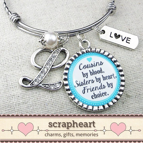 Seiraa Sister In Law Bracelet Not Sister By Blood But Sister By