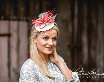 4e801e71f52 OF4 Oktoberfest fascinator headpieces mini Hütchen Royal has hat ball hat  Victoria Derby Kentucky Derby couture millinery wedding