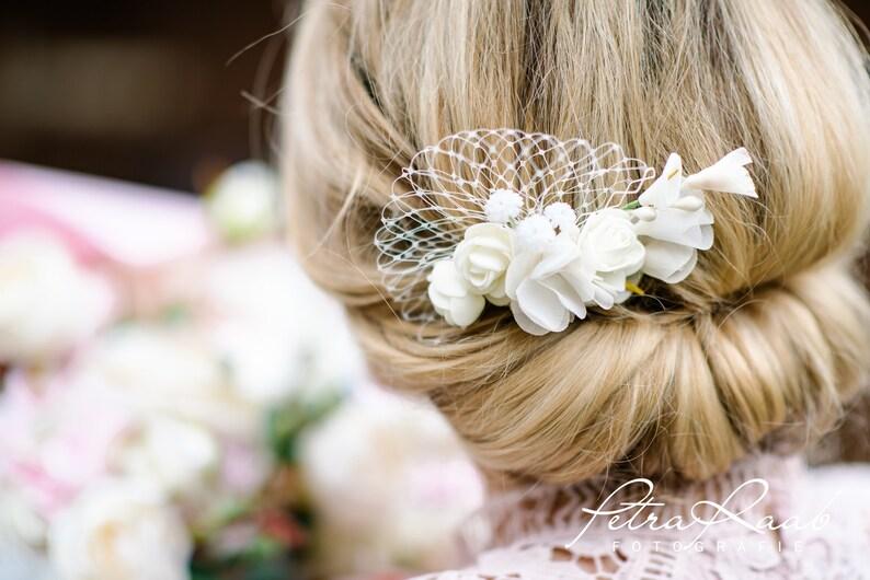 N12 Braut Haarkamm Bluten Vintage Hochzeit Rose Blumen Furs Haar Hochzeit Trend Brautfrisuren Braut 2019 Perle Wismer Haarschmuck Frisuren