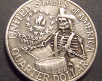 HOBO Nickel style Fantasy KNIGHTS TEMPLAR  Commemorative Dollar Medal Token Coin