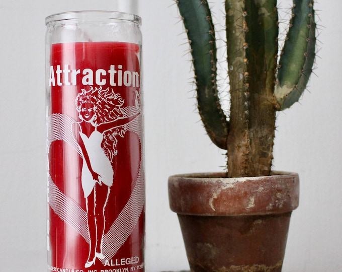 Attraction Traditional Religious Candle
