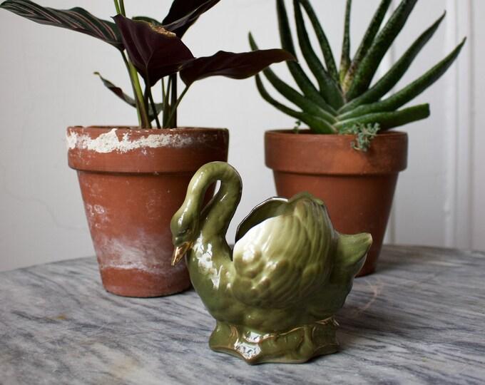 30s Gold Sway Petite Planter