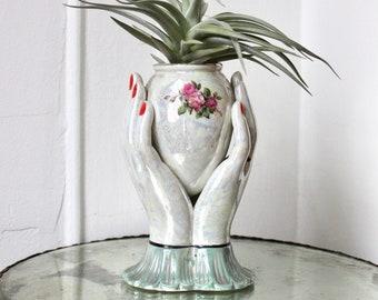 Carnival Iridescent Bud Vase