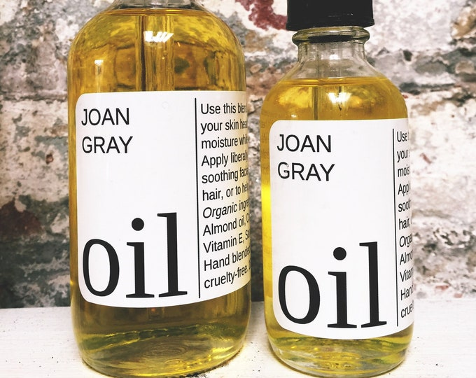 JOAN GRAY face and body oil