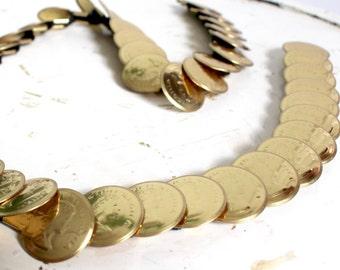 Queen's Coin Belt