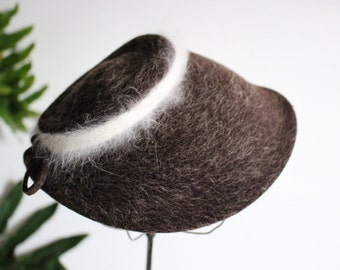 Angora Winter Visor