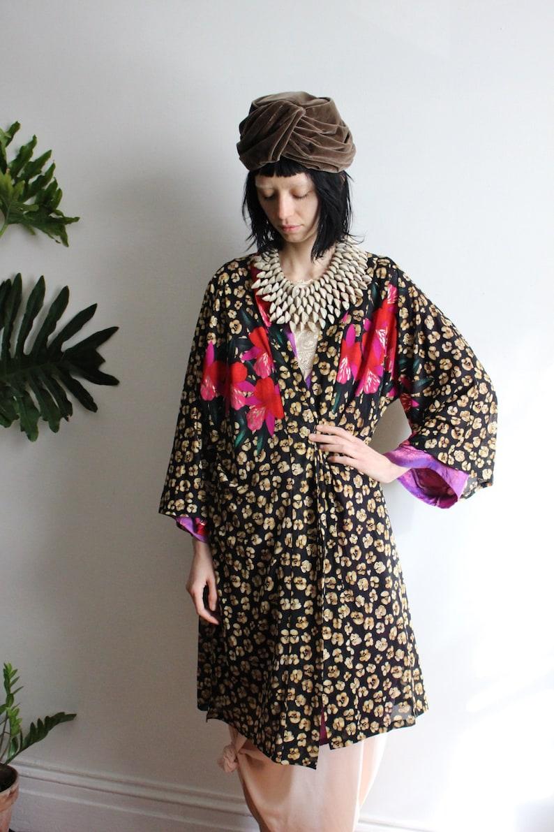 60s GOTTEX Resort Robe