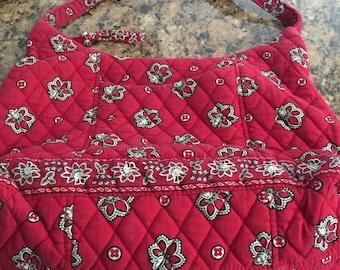 d4d043dbb465 Retired Bandana Red Hobo Bag From Vera Bradley