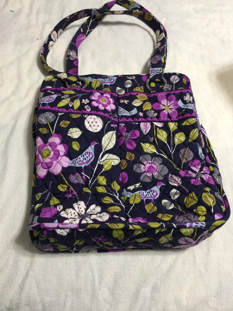 f331d51c11fa Retired Floral Nightingale bag purse by Vera Bradley New