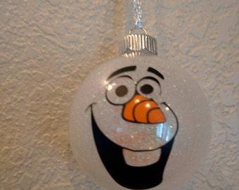 Disney ornament olaf   Etsy