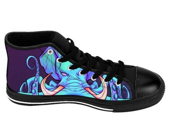 SNEAKERS 'Octophant II' high ankle shoes