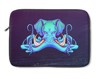 """SLEEVE """"Octophant"""" laptop case"""