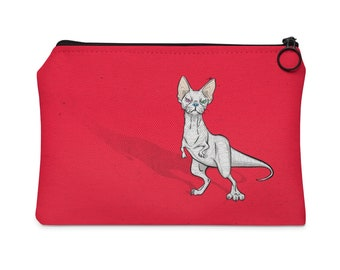 POUCH 'Devonnosaurus Rex' pen and notebook case