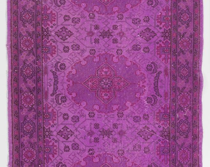 Overdyed Handmade Rugs