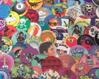 Lot of Vintage POGS, 30 POGS, 90s Toys and Collectibles, Vintage Game Pieces, POGS, Vintage Toys