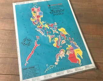 Philippines map | Etsy on map showing philippines, map of philippines in imperialism, map of philippines in asia, map of bohol island philippines, map of morocco and surrounding countries, map of philippines on world map,