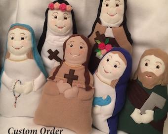 Custom Doll for Hazel Lopez