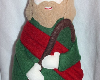 Saint Joseph Soft Saint Doll, St Joseph Foster Father of Jesus, St Joseph, Patron of Workers, Patron of Fathers, Joseph the Carpenter