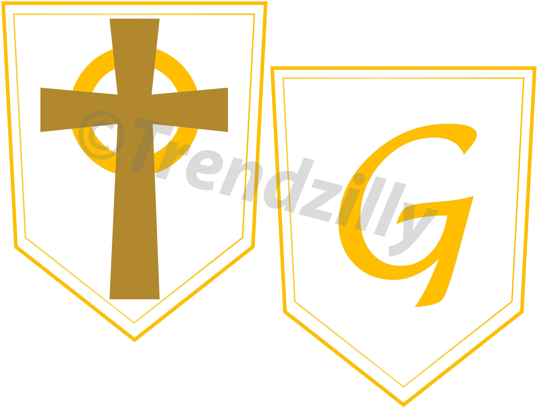 God Bless Banner Banner for Christening First Communion Banner Personalized Christenjng Banner