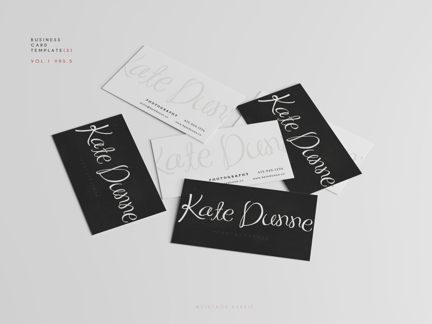 Business card template printable business card design diy etsy zoom flashek