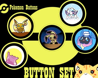 Pinback Buttons