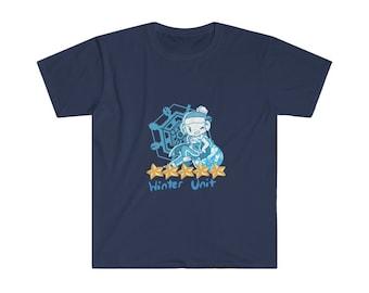 5 Star Winter Unit Unisex Softstyle T-Shirt