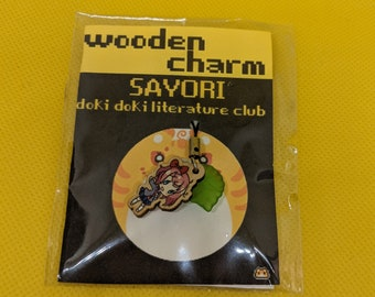 CLEARANCE - Wooden Mini Charms