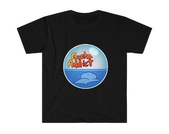 Gacha Addict Unisex Softstyle T-Shirt