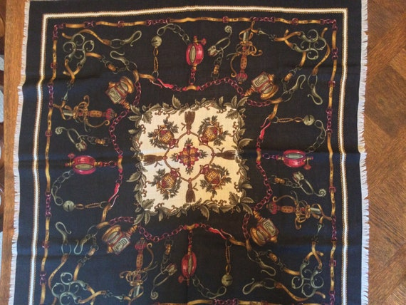 Liberty of London Wool Scarf