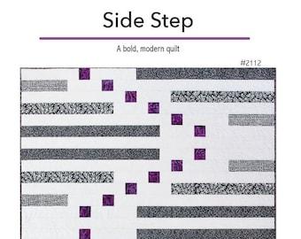 Side Step Quilt Pattern PDF Download