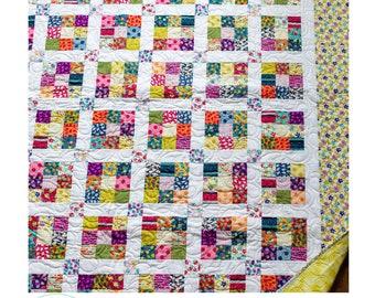 Ninth Square PDF Quilt Pattern