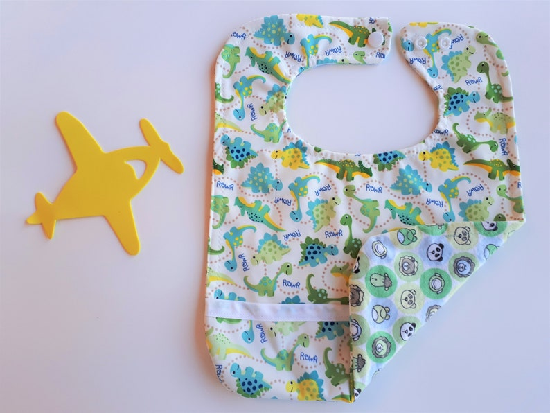 fa6fe7a71cd1b Bibs bib pocket waterproof boys girls baby babies