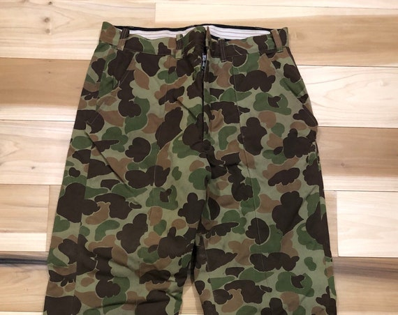 Duck Camo Gore Tex Pants Thinsulate Lined Cabellas