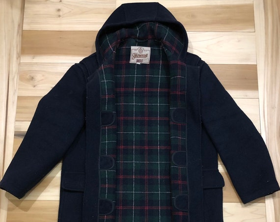 Gloverall Duffle Coat Wool Made in England
