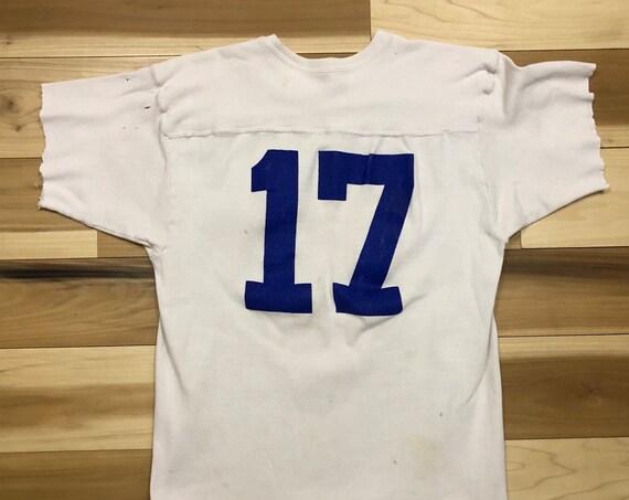 1960s Jersey Crewneck Sweatshirt