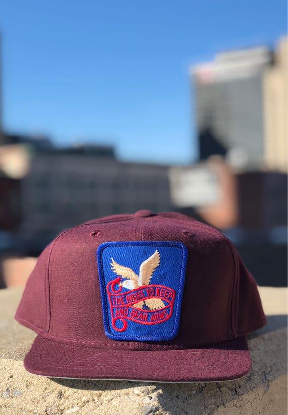 Right to Bear Arms Hat New Era Snapback Hat 2nd Amendment