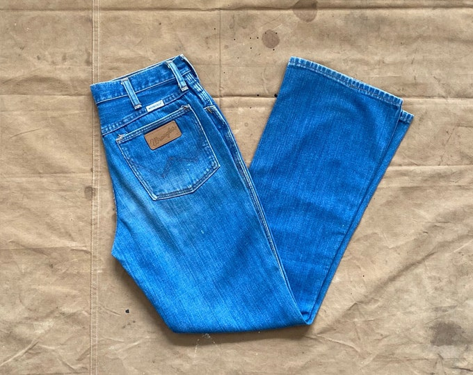 70s Wrangler Jeans 26 waist