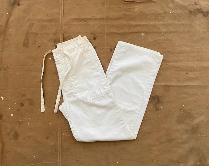 27 waist Levi's Trousers White Label