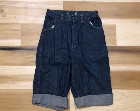 1960s Bermuda Shorts 26 waist