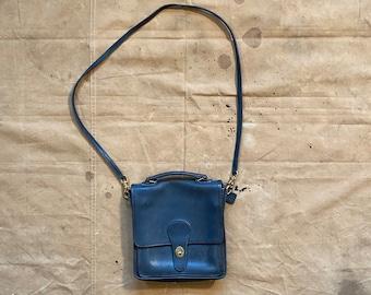 80s Coach Leather Purse No-E41-5130
