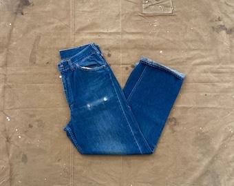 Half Selvedge 1960s Jeans Big Mac