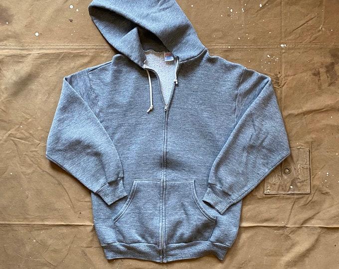 Tri Blend Russell Hoodie Sweatshirt